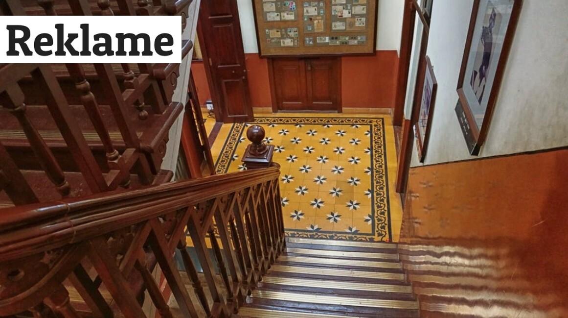 Det er vigtigt, at du vælger en trappe, der passer til den øvrige stil i dit hjem.
